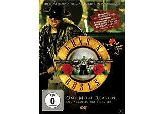 Guns N' Roses - One More Reason - Special Collectors - (DVD + CD)