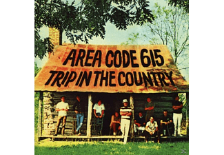 Area Code 615 - Trip In The Country - (CD)