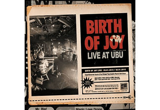 Birth Of Joy - Live At Ubu - (CD)