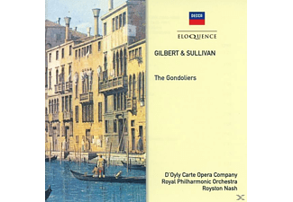 Reed/Shovelton/Sandford/Reid/Rayner/Nash/+ - The Gondoliers - (CD)