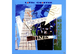 Latin Quarter - Modern Times (Expanded) - (CD)