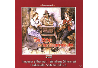 Inngauer Zithermusi/Leukententaler/+ - Zither In Der Bauernstub'n - (CD)