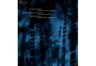 Jonas Hellborg - Temporal Analogues Of Paradise - (CD)