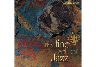 VARIOUS - The Fine Art Of Jazz-24bit [CD]