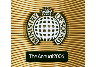 VARIOUS - The Annual 2006 [CD]