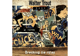 Walter Trout - Breakin' The Rules - (CD)