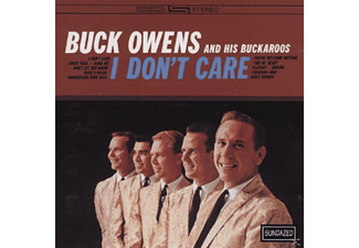 Buck Owens - I Don't Care - (CD)