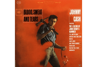 Johnny Cash - Blood, Sweat & Tears - (Vinyl)