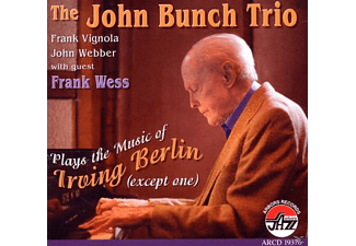 John Bunch Trio, The / Wess, Frank - Plays The Music Of Irving Berlin (Except One) [CD]