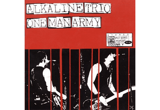 Alkaline Trio|one Man Army - Split Series #5 - (CD)