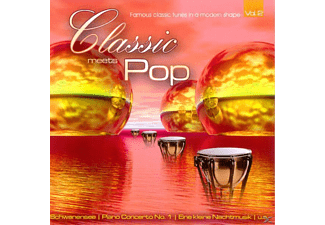 VARIOUS - Classic Meets Pop Vol.2 - (CD)