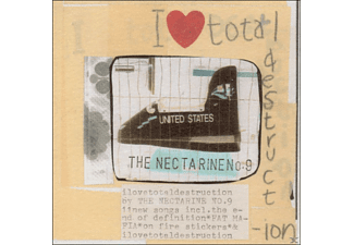 Nectarine No. 9 - I Love Total Destruction - (CD)