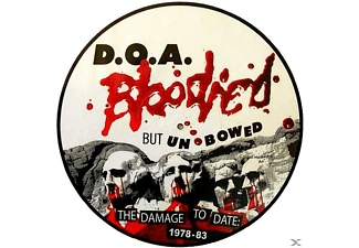 D.O.A. - Bloodied But Unbowed (1987-83 Pic.Lp) - (Vinyl)
