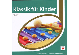 VARIOUS - Esprit/Klassik Für Kinder Vol.2 - (CD)