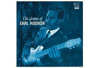 Earl Hooker - The Genius Of-180gr - (Vinyl)