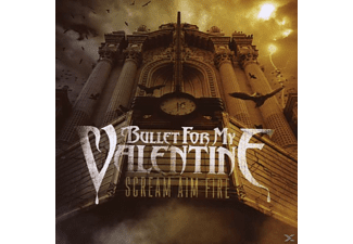 Bullet For My Valentine - Scream Aim Fire [CD]