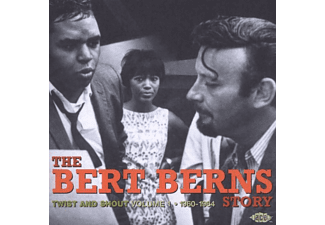 VARIOUS - The Bert Berns Story Vol.1: Twist & Shout 1960-1964 - (CD)