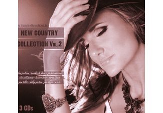 VARIOUS - New Country Collection Vol.2 [CD]