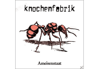 Knochenfabrik - Ameisenstaat (Re-Issue) [Vinyl]