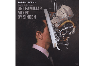 Switch, Switch & Sinden - Fabric Live 43 - (CD)