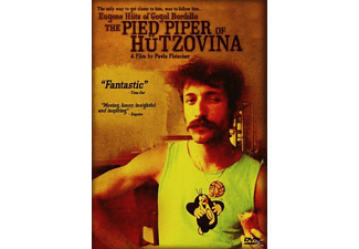 Eugene Hutz - The Pied Piper Of Hutzovina - (DVD)