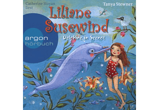 Liliane Susewind.Delphine in Seenot - 2 CD - Hörbuch
