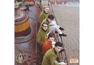 We Five - There Stands The Door-The Best Of We Five [CD]
