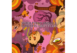 Super Furry Animals - Dark Days/Light Years - (CD)