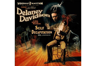 Delaney Davidson - Self Decapitation - (Vinyl)