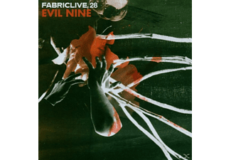 Evil Nine - Fabric Live 28 - (CD)
