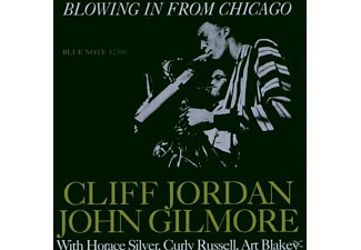 Jordan,Clifford/Gilmore,John - Blowing In From Chicago - (CD)