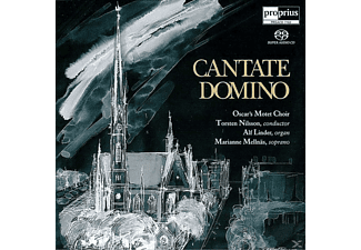 Oscar's Motet Choir - Cantate Domino - (CD)