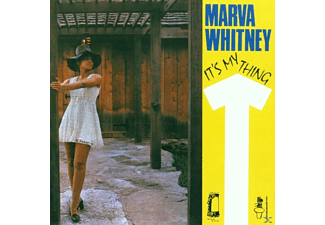 Marva Whitney - It's My Thing - (CD)