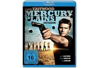 Mercury Plains - Wüstensöhne [Blu-ray]
