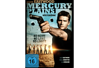 Mercury Plains - Wüstensöhne - (DVD)