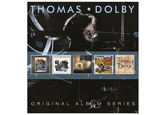 Thomas Dolby - Original Album Series - (CD)