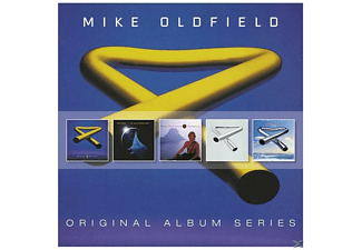Mike Oldfield - Original Album Series - (CD)