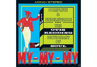 Otis Redding - Complete&Unbelievable...The O.R.Dictionary Of Soul - (Vinyl)