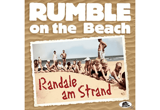 Rumble On The Beach - Randale am Strand - (CD)