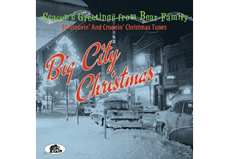 VARIOUS - Big City Christmas-30 Groovin' And Croonin' Chri - (CD)