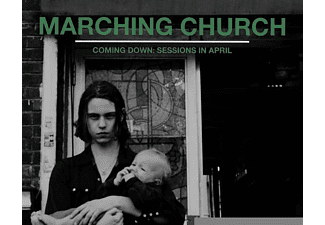 Marching Church - Coming Down: Sessions In April - (Vinyl)