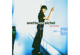 Anette Von Eichel - Get Out Now - (CD)