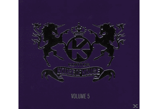 VARIOUS - Kontor House Of House Vol.5 - (CD)