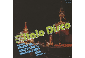 VARIOUS - From Russia With Italo Disco - (CD)