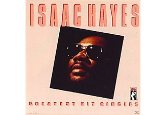 Isaac Hayes - Greatest Hit Singles (LP) - (Vinyl)