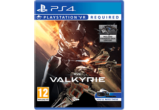 PS4 VR EVE: Valkyrie Action
