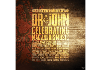 Dr. John - The Musical Mojo Of Dr.John (2CD Deluxe) - (CD)