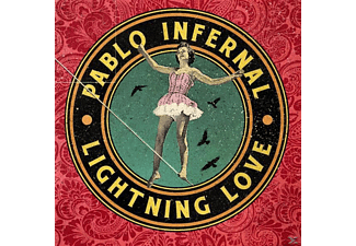 Pablo Infernal - Lightning Love (LP+MP3) [LP + Download]
