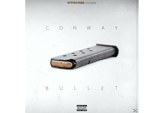 Conway The Machine - Bullet (EP+MP3) - (Vinyl)