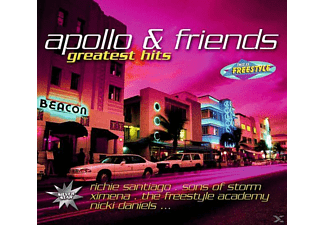 Apollo & Various, Apollo - Greatest Hits - (CD)